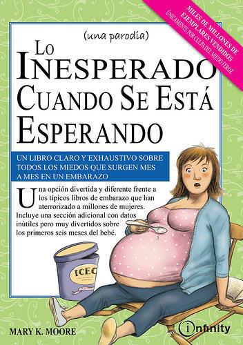 """""""Lo inesperado cuando se está esperando"""", divertido libro para futuras mamás"""