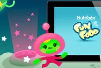Fun food, la nueva aplicación que ayuda a los niños a comer bien