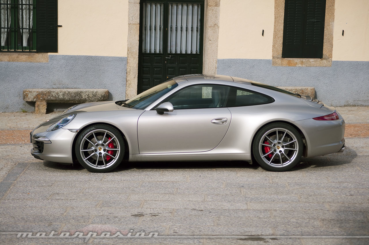 porsche 911 carrera s prueba 37 54. Black Bedroom Furniture Sets. Home Design Ideas