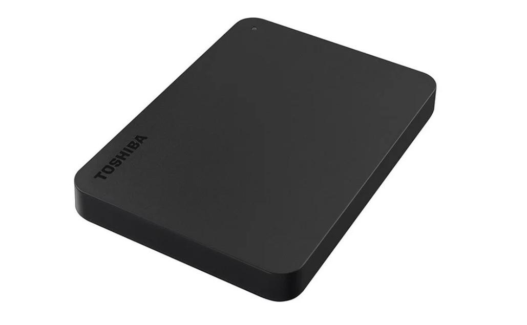 Toshiba Canvio Basics 25 2TB USB 30 Negro