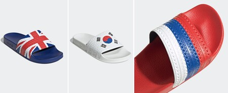 Adidas Adilette Banderas Pais 04