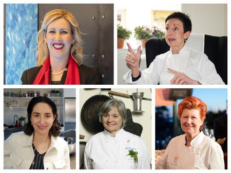 Estas son las 13 únicas mujeres que han conseguido tres estrellas Michelin en más de 80 años de historia de la guía