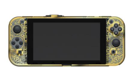 Nintendo Switch: los diseños de varios accesorios licenciados aparecen poco antes de su presentación