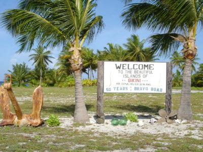 ¿Que ha sido del atolón Bikini 60 años después de la bomba nuclear?