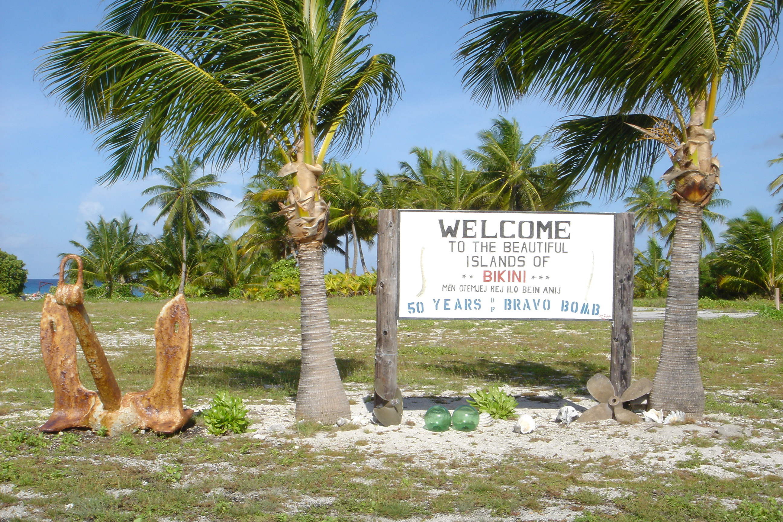 que fue del atol n bikini 60 a os despu s de la bomba nuclear