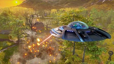 El remake de Destroy All Humans! presume de su nuevo aspecto visual con su primer gameplay [E3 2019]