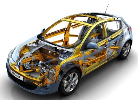 Renault Megane carrocería