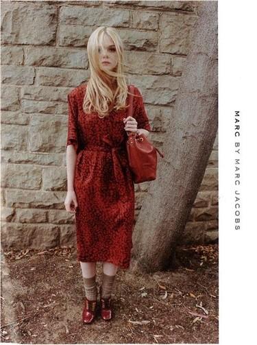 Campaña Marc by Marc Jacobs Otoño-Invierno 2011/2012: las niñas prodigio siguen al mando