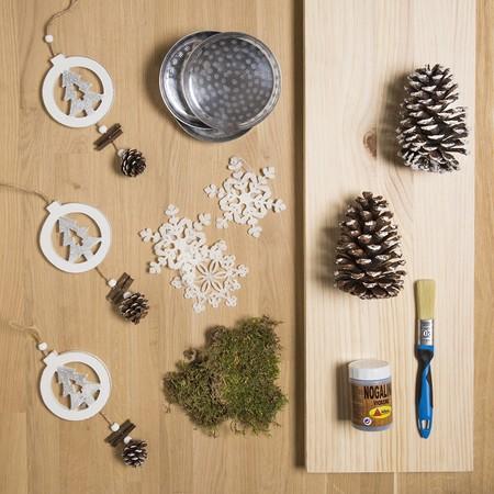 Cómo decorar una mesa buffet