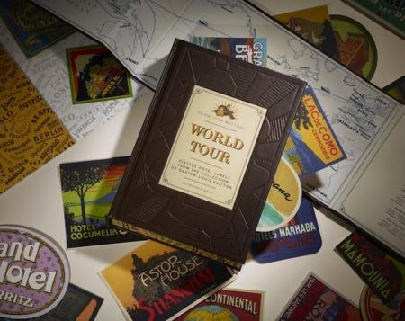 Viajar es un placer con el libro World Tour de Louis Vuitton