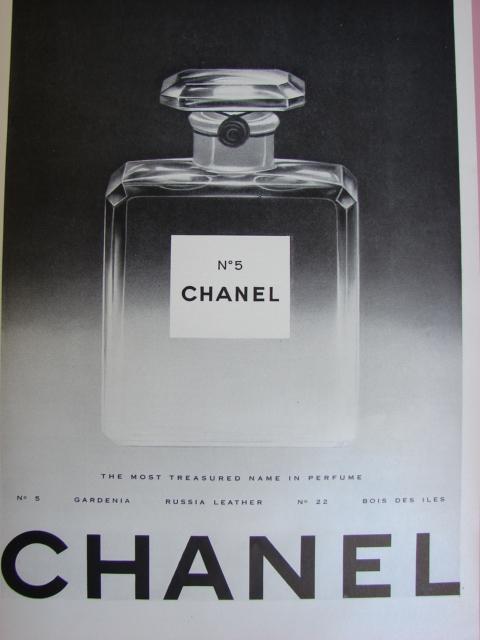 Foto de Chanel No. 5 - publicidad del 30 al 60 (8/61)