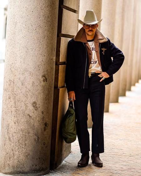 Copenhagen Fashion Week Street Style Trendencias Hombre Tendencias Moda 2019 07
