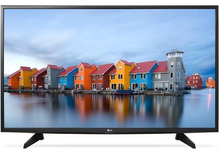 Smart TV de 49 pulgadas LG 49LH590V por 419 euros y envío gratis en Amazon