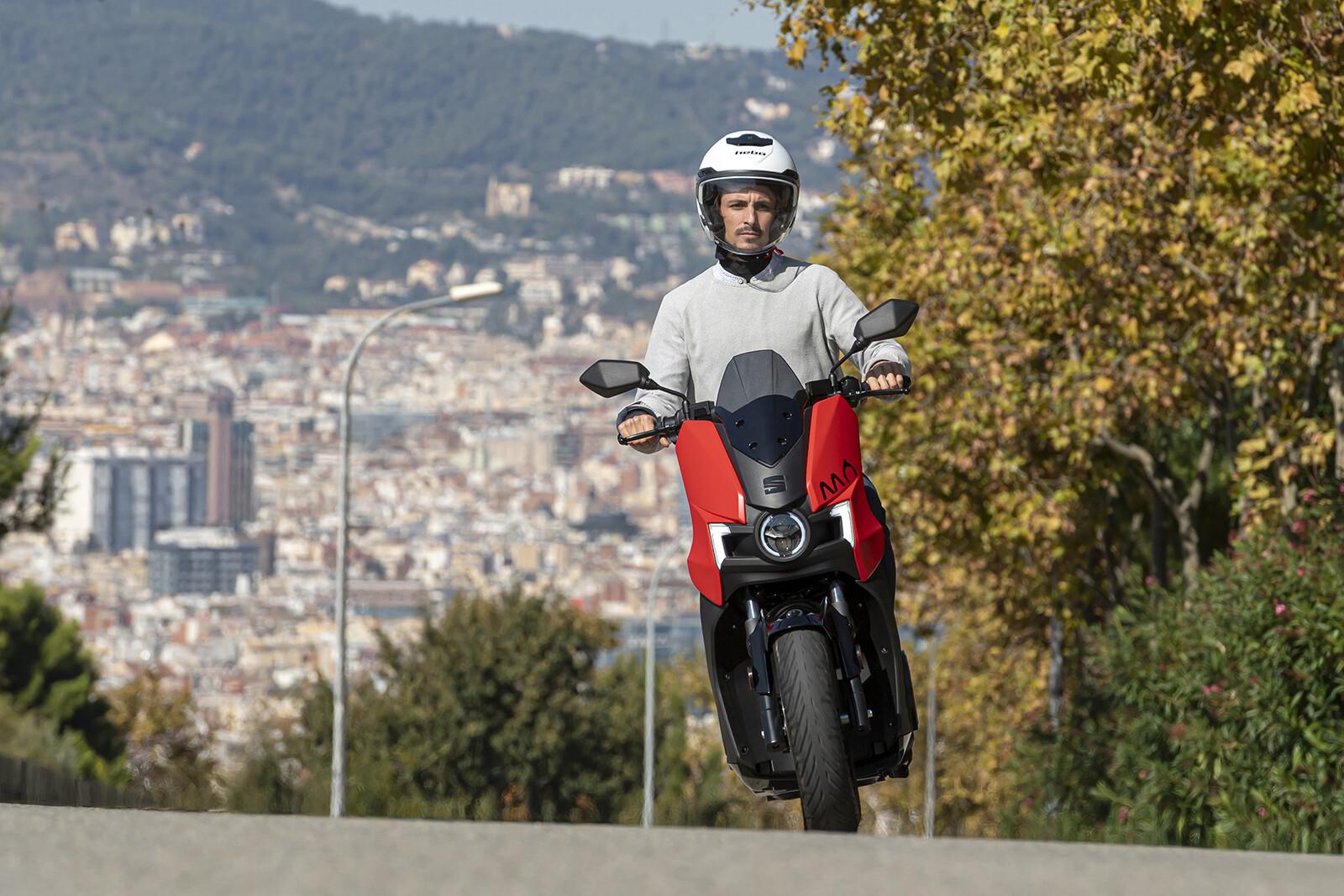 Foto de SEAT MÓ eScooter 125 (41/81)