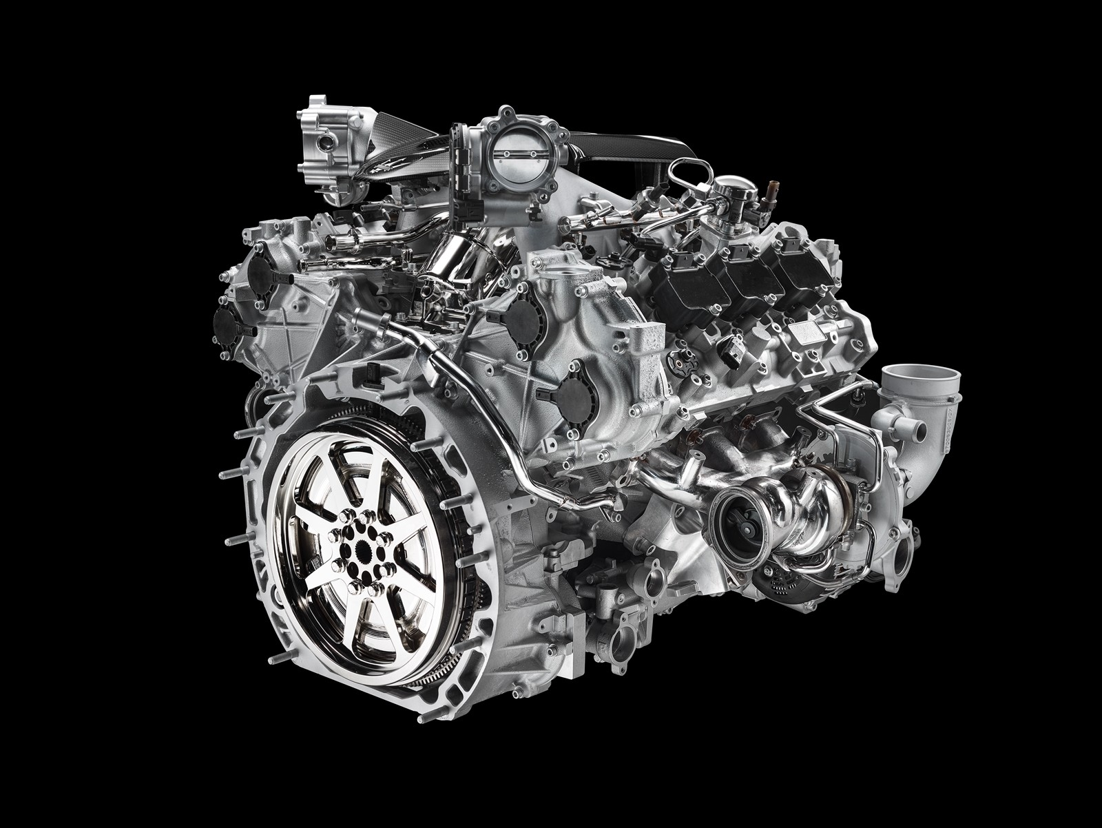 Foto de Motor Maserati Nettuno 2020 (8/10)