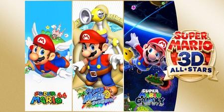 Super Mario 3D All Stars ya se puede preordenar en México: 1999 pesos por volver a jugar Mario 64, Sunshine y Galaxy (actualizado)