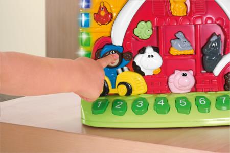 Haciendo ruido: ¿por qué a nuestros bebés les encantan los juguetes sonoros?