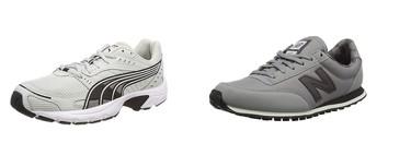 Chollos en tallas  sueltas de zapatillas y botas Caterpillar, Etnies, Puma o New Balance por menos de 35 euros en Amazon