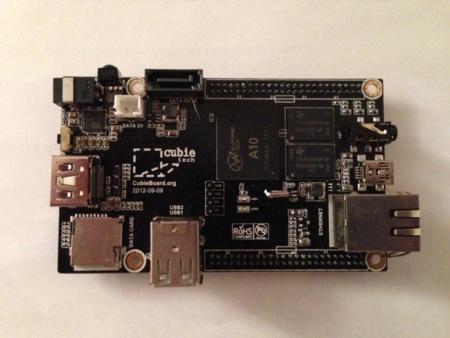 Cubieboard, te contamos cómo es la alternativa a la Raspberry Pi