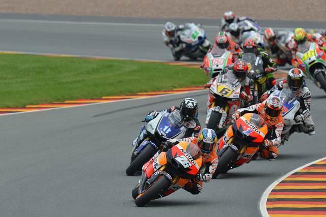 MotoGP Alemania 2012