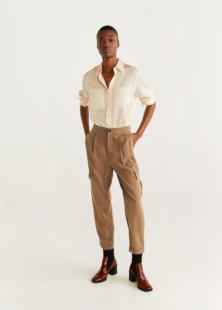 Pantalón cargo soft