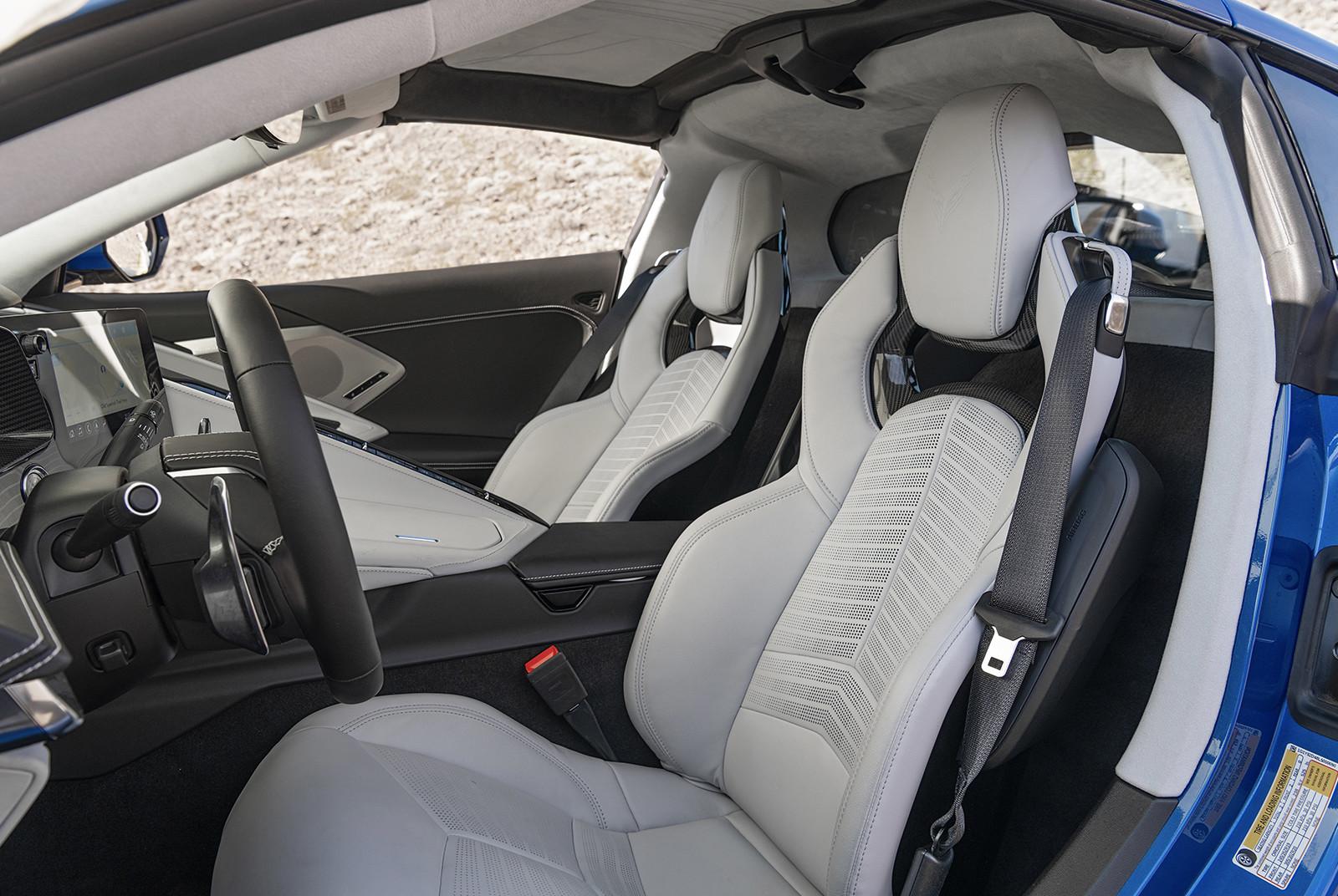 Foto de Chevrolet Corvette 2020 (prueba) (66/73)