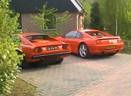 """Villa Ferrari"" se encuentra en Holanda"