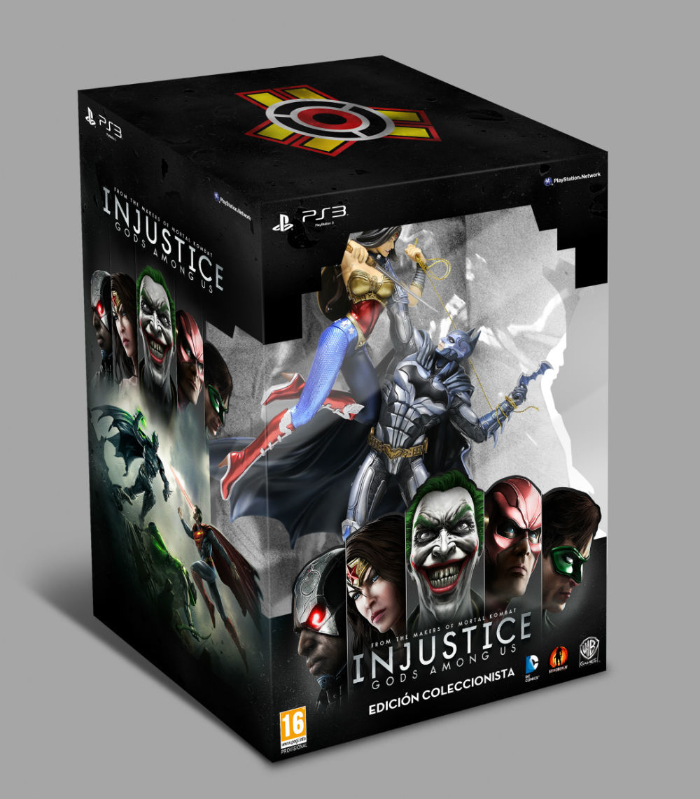 Foto de Injustice: Gods Among Us - 15/01/2013 (3/5)