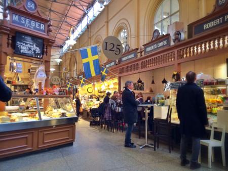 Mercado Estocolmo