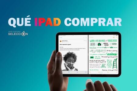 Qué iPad comprar (2021): todas las tabletas del catálogo de Apple, sus prestaciones y consejos