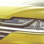 Así de profunda es la mirada del Volkswagen Arteon, lo nuevo de Wolfsburg para Ginebra