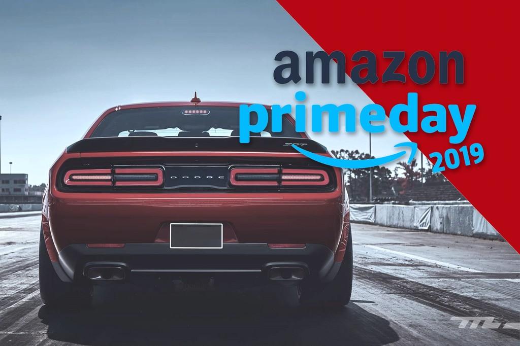 Amazon Prime Day 2019: las mejores ofertas en equipamiento y accesorios de coche (16 de julio)