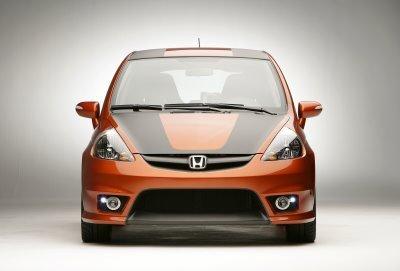Honda Fit Extreme Concept