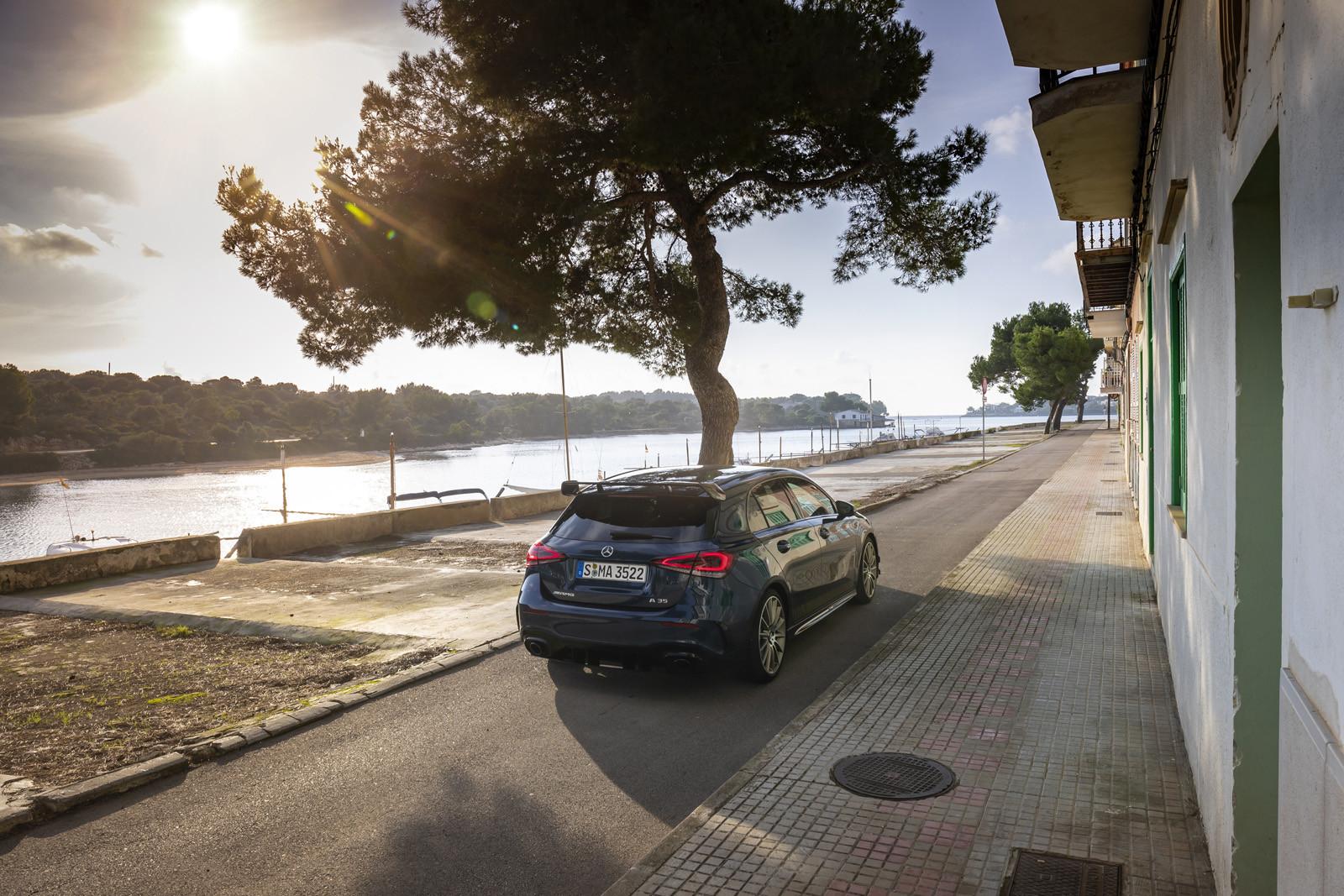 Foto de Mercedes-AMG A35 (presentación) (60/122)