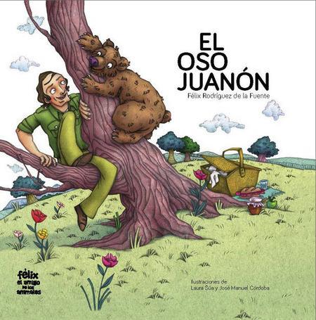 Se han presentado los tres primeros cuentos infantiles de Félix Rodríguez de la fuente