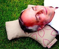 La almohada que susurra a tus oídos