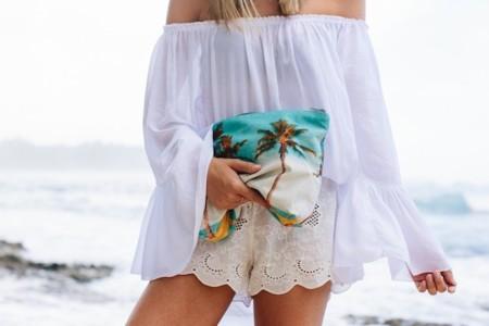 Bolsos de mano que con tan solo verlos te arrancan un suspiro y te hacen pensar en verano