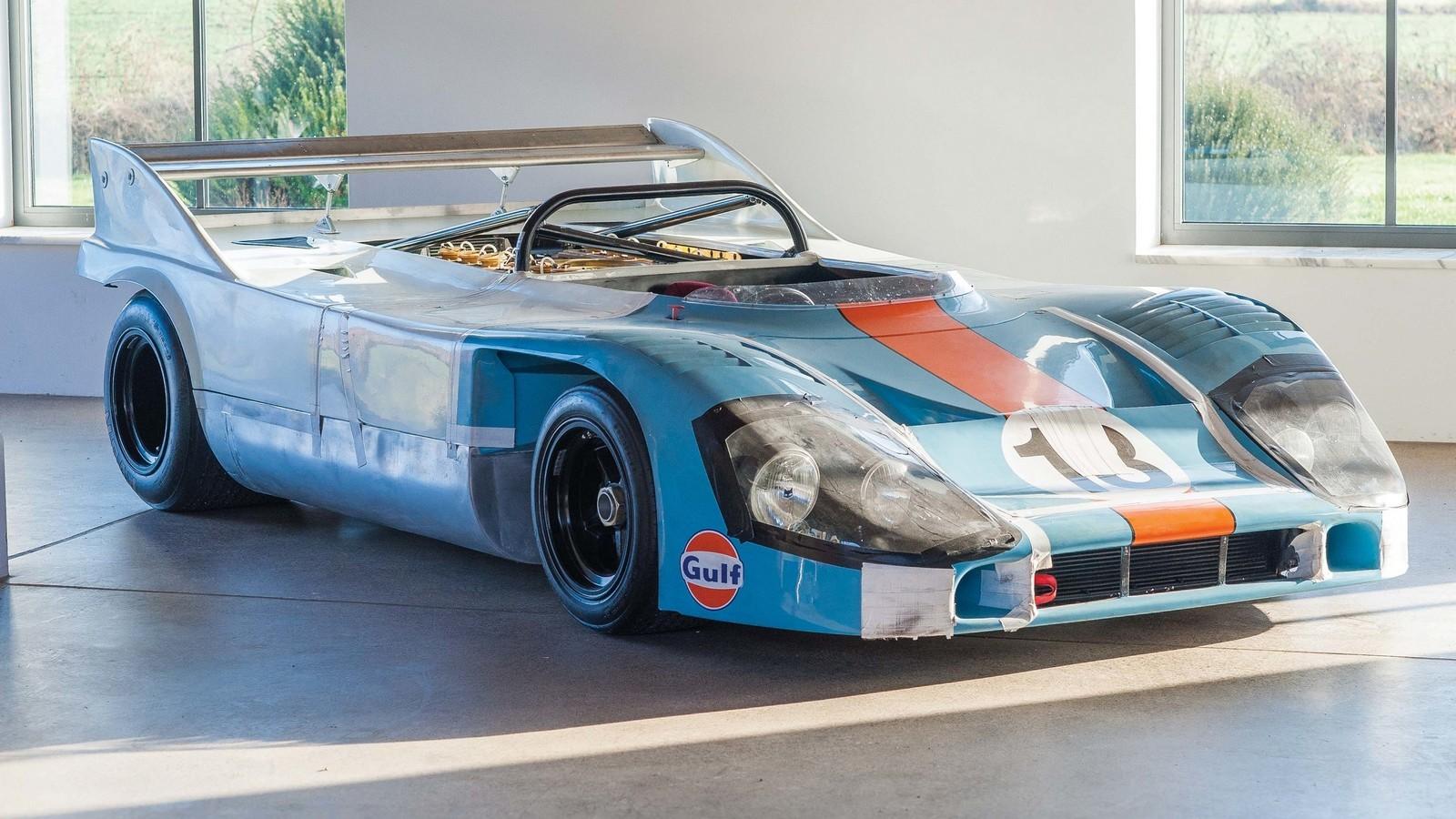 Foto de Prototipo Porsche 917/10 Spyder (9/12)