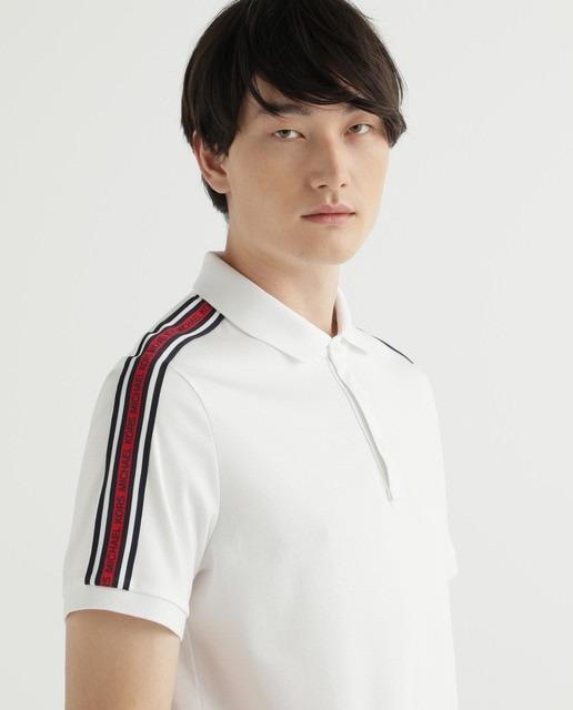 Polo de hombre custom de algodón con logotipo