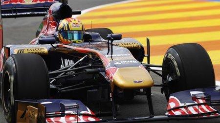 GP de Europa F1 2011: brillante Jaime Alguersuari, repite octava posición