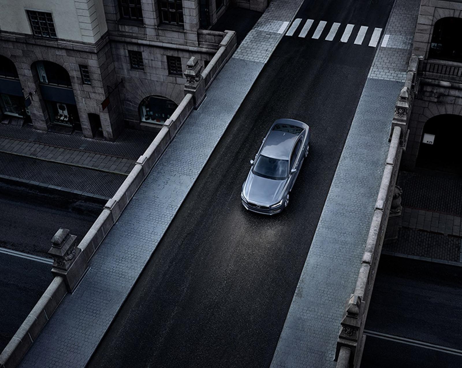 Foto de Volvo S90 (filtraciones) (6/13)