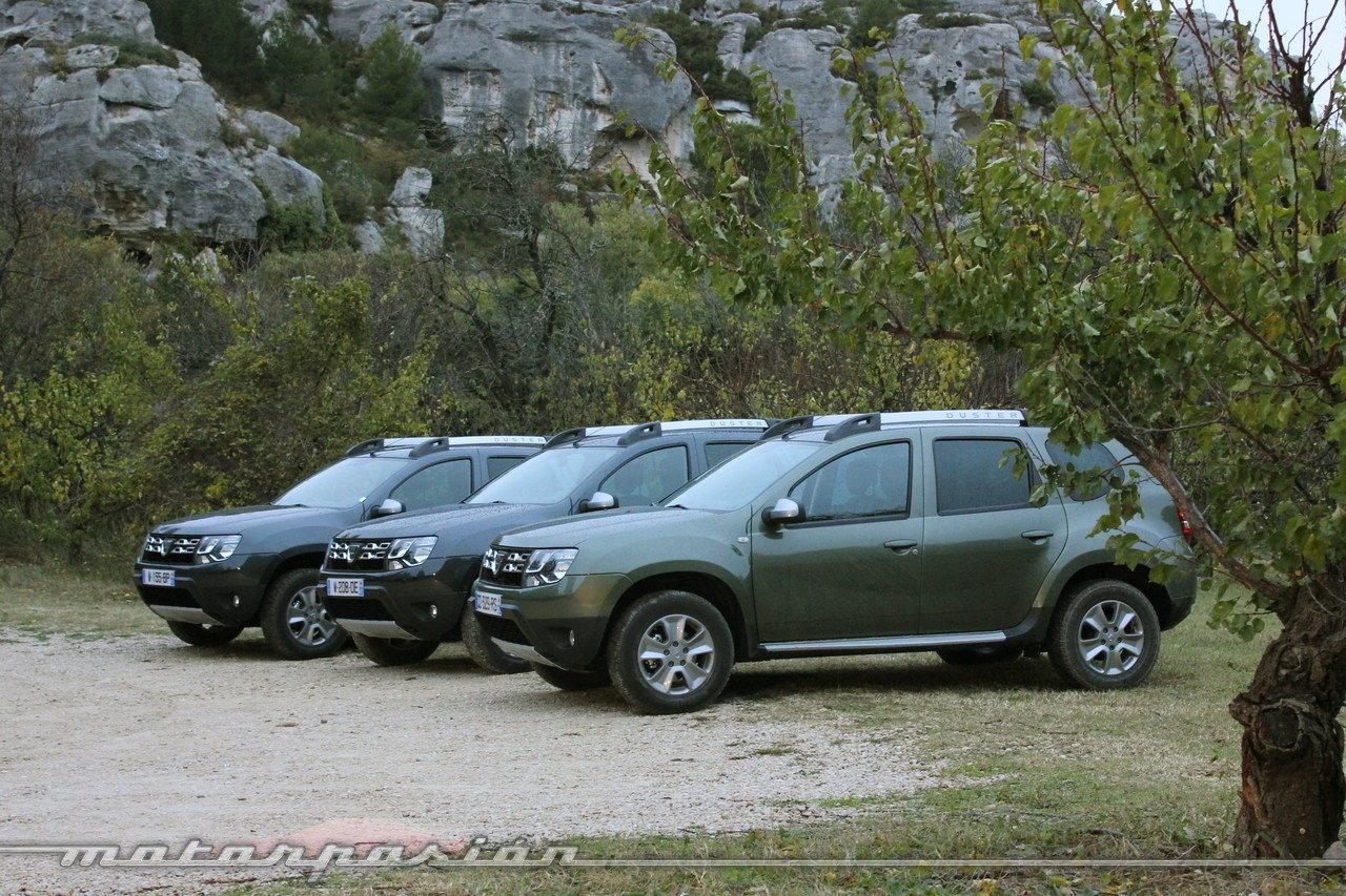Foto de Dacia Duster 2014 - presentación (12/59)