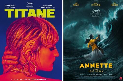 Cannes 2021: 'Titane' de Ducournau es la bomba de una edición marcada por el fantástico, y que tuvo en la hermosa tragedia de 'Annette' de Carax su primer clímax