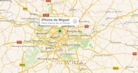 Los mapas de Apple conquistan la web de iCloud desterrando definitivamente a Google Maps