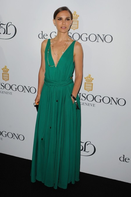 Natalie Portman De Grisogono