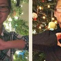 El regalo de Navidad perfecto: descubre que su hija adoptiva tiene una hermana gemela