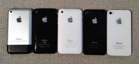 Familia iPhone
