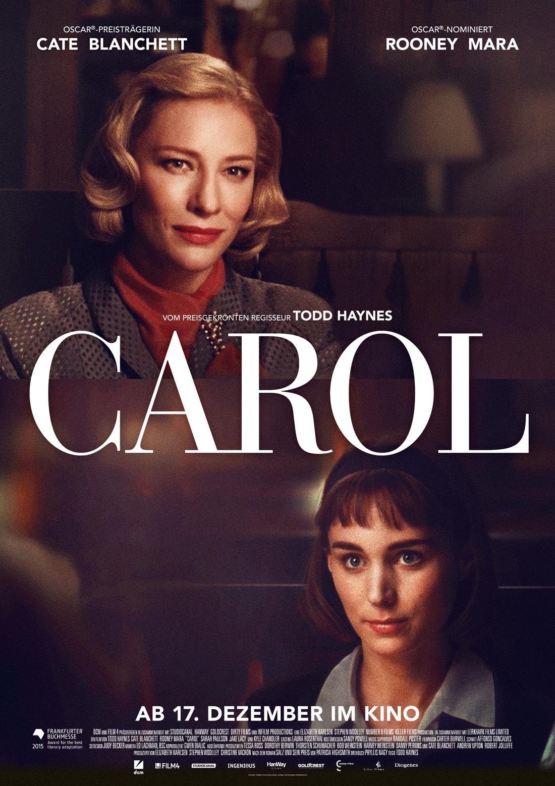 Foto de Los carteles de 'Carol' (8/9)