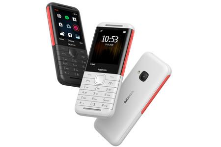 Nokia 5310: la marca finlandesa revive el mítico Nokia XpressMusic con un móvil básico de 39 euros