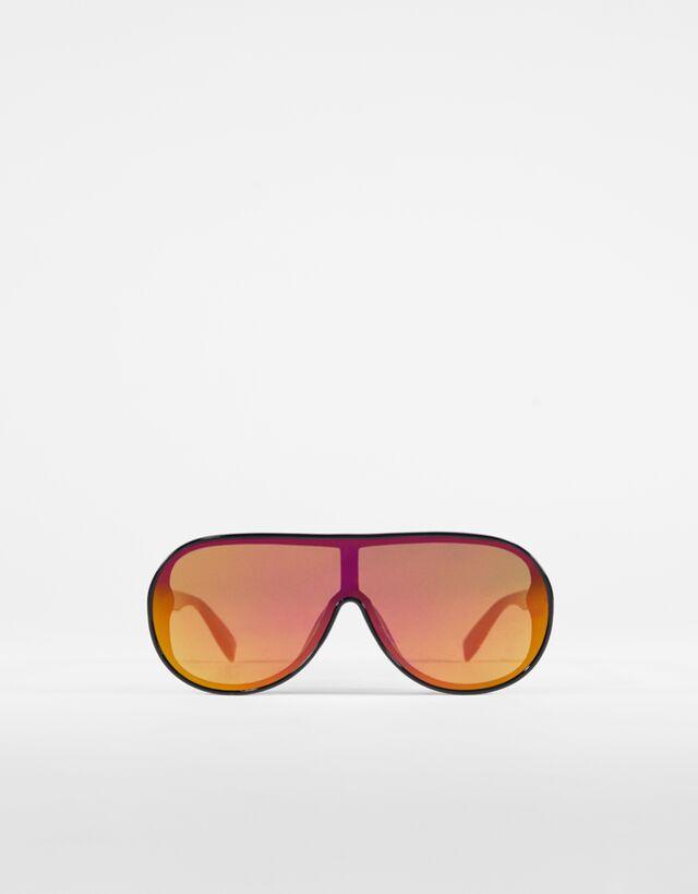 Gafas de sol modelo aviador retro